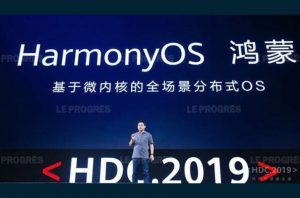 Un nouvel OS pour les smarphones Huawei en attendant une version complète d'Android