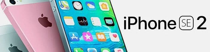 Le successeur de l'iPhone SE en vente au printemps 2020 ?