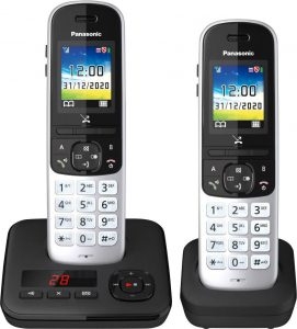 Panasonic s'inscrit dans la lutte contre le démarchage commercial avec deux modèles de téléphones fixes