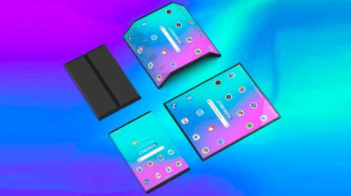 Xiaomi dévoile son prototype pliable en trois