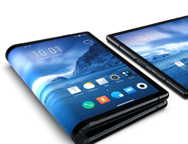 Smartphones pliants ou pas, l'écran AMOLED améliore toutes les téléphones portables.