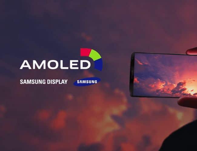 Les consommateurs sont fans des écrans AMOLED, et les constructeurs téléphoniques comme Samsung, Apple ou Oppo le savent.