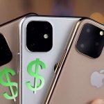 Apple mange 66% des parts de bénéfices du marché avec ses iPhone