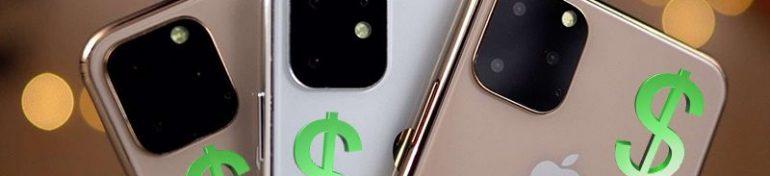 Apple rafle la mise et engrange les deux tiers du chiffre d'affaire des ventes de smartphone avec ses iPhone.
