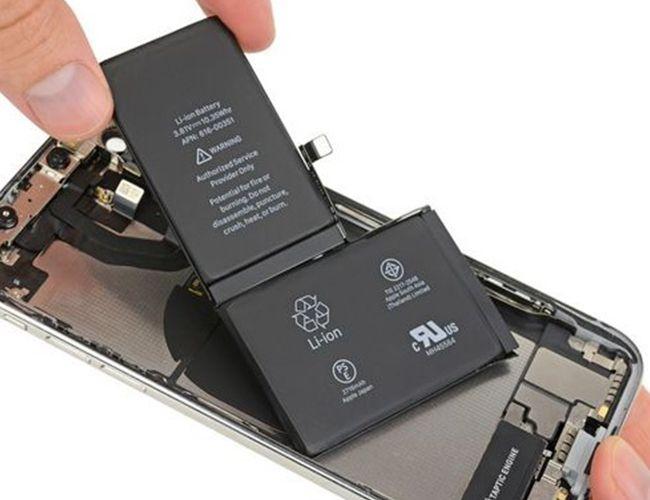 Les iPhone 12 seront dotés d'une plus grande batterie pour une meilleure durée de vie.