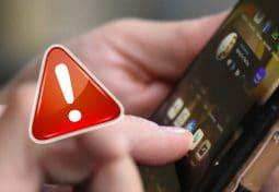 De plus en plus d'accidents sont directement causés par l'utilisation des smartphones.