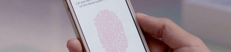 Le retour de l'empreinte digitale sur les smartphone Apple, disparue depuis l'iPhone X