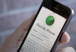 L'application Find my Phone s'avère utile, Apple a bien développé son système de géolocalisation.