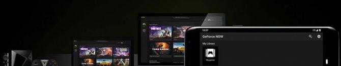 GeForce Now de Nvidia désormais disponible sur smartphone via Android.