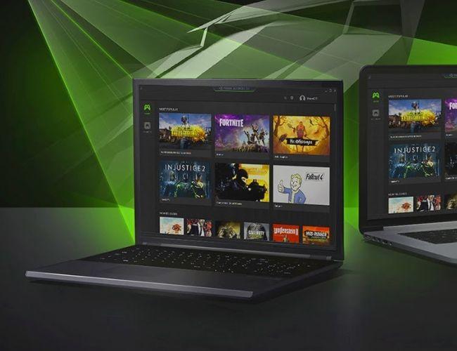 GeForce Now passe des PC et Mac aux smartphones et tablettes.