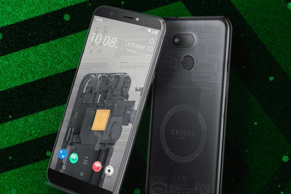 Le nouveau modèle de smartphone HTC propose la blockchain comme fonctionnalité