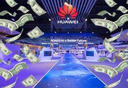 Huawei accusé par le Wall Street Journal de recevoir trop d'argent de la part du gouvernement chinois.