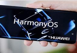 Système d'exploitation Huawei smartphone