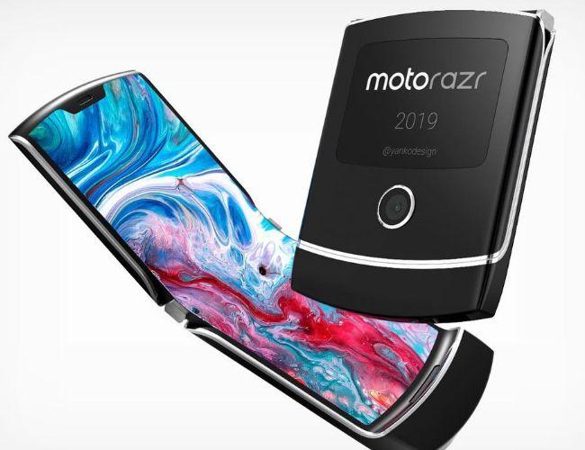 Motorola bientôt sur le marché des smartphones pliants, avant d'être rejoint par Xiaomi.
