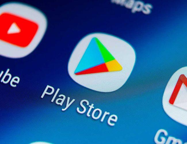 Les téléchargements sont plus sécurisés si entièrement réglés par Google.