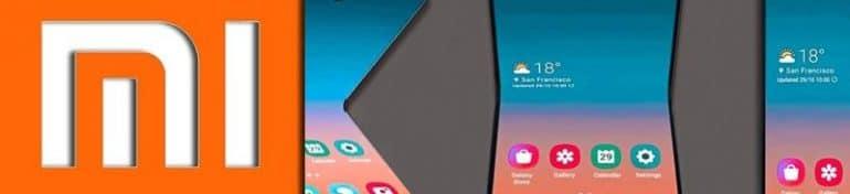 Xiaomi arrivera peut-être bientôt sur le marché des smartphones pliants.