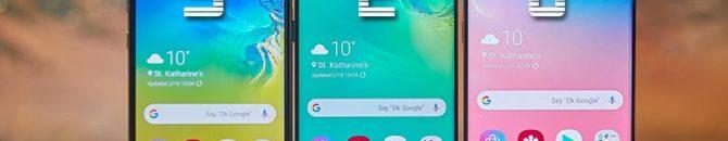 Quel nom portera le flagship Samsung de 2020 : S11 ou S20 ?