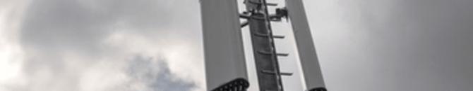 Les antennes 5G en France sont dégradés par des centaines de personnes.
