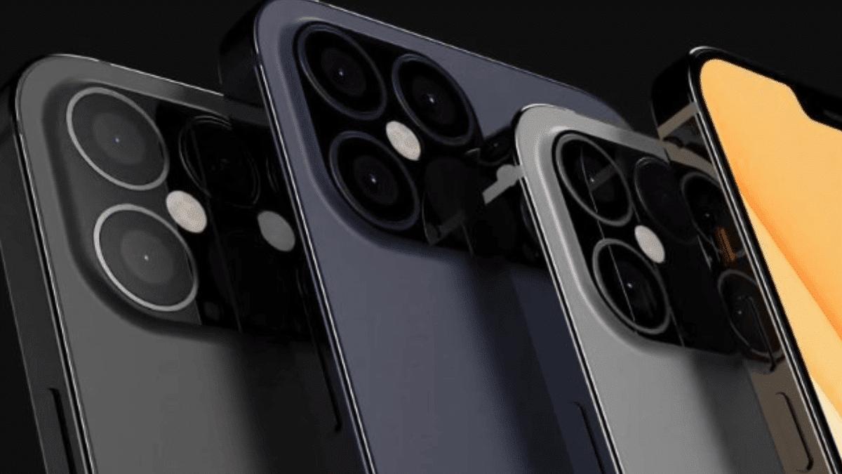L'iPhone 12 a des améliorations.