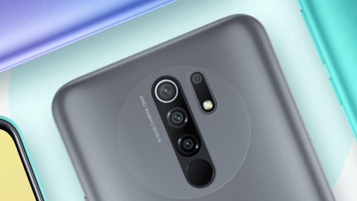 Xiaomi Redmi 9.