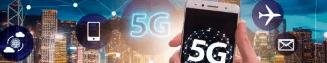 Smartphones 5G.