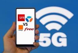 Enchères pour la 5G