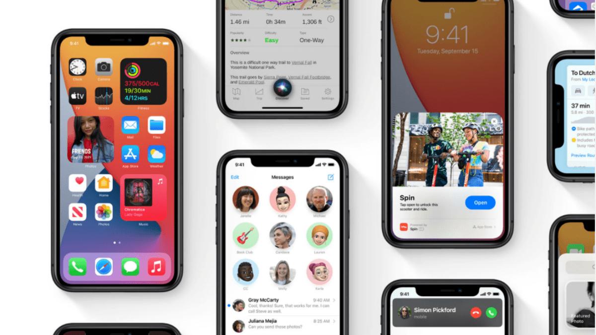 Apple simplifierai son interface.