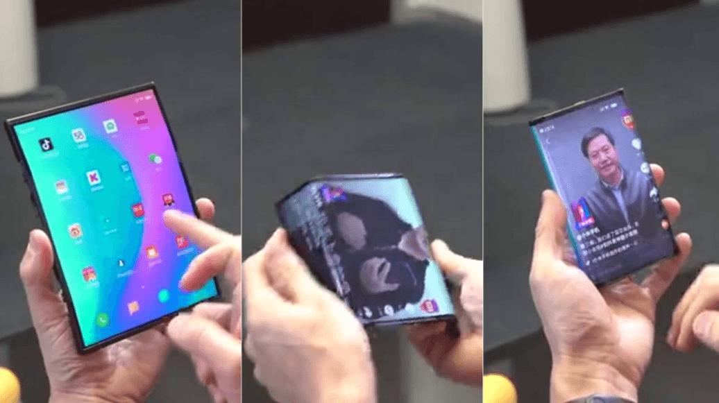 Fuite prototype Xiaomi