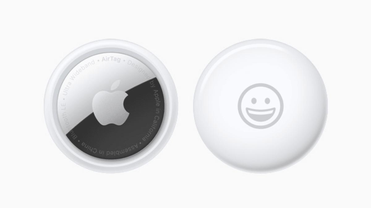 airtag apple keynote