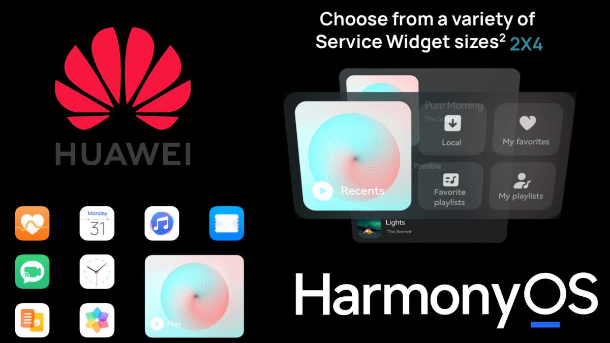 harmonyos lancement huawei